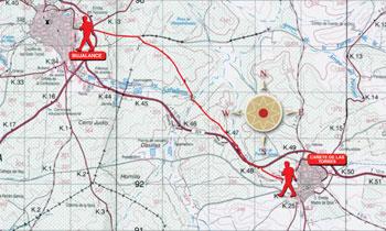 Camino de ca ete de las torres bujalance rutas de for Canete de las torres