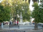 Plaza de los Padres de Gracia