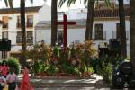Cruz de Mayo Plaza de la Lagunilla