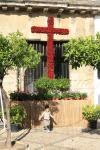 Cruz de Mayo Palacio de Viana